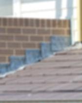 Lead flashing on slate style roof.jpg