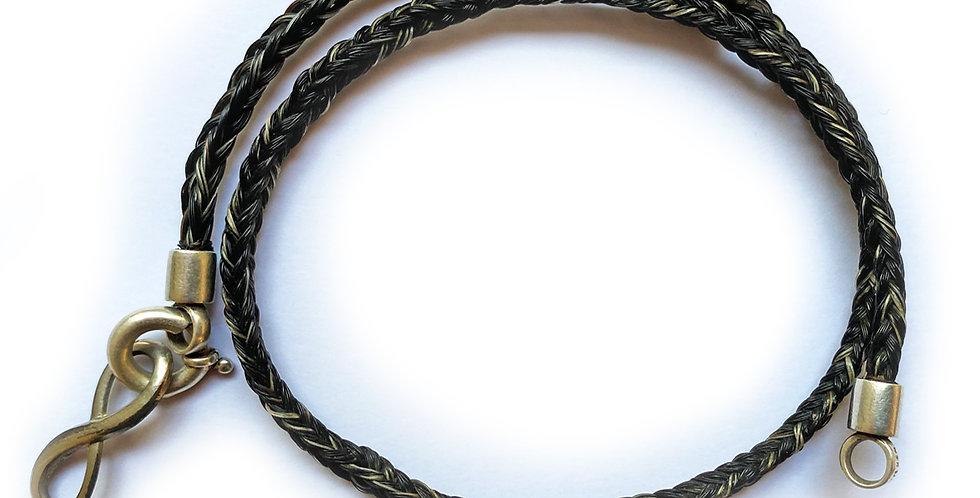 Schweifhaar-Armband III