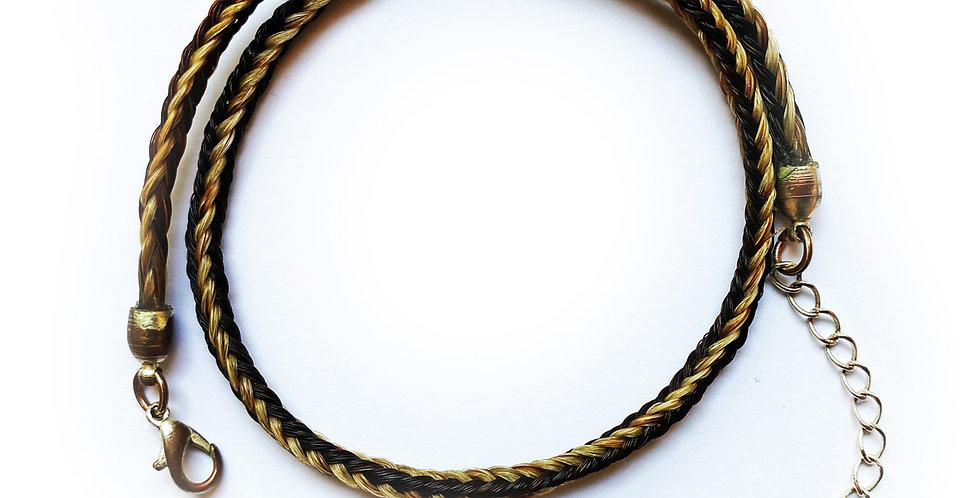 Schweifhaar-Armband II
