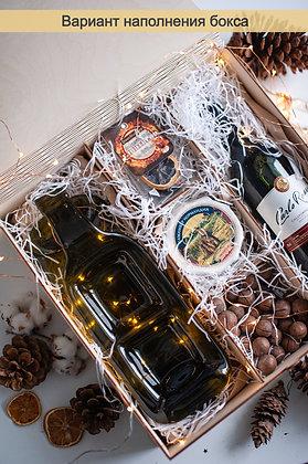 Подарочный винный набор