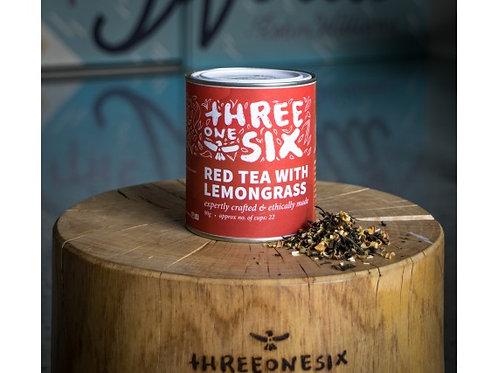 Red Tea with Lemongrass
