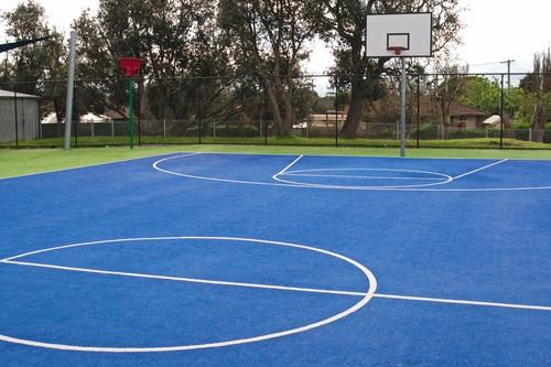 Netball Court Perimeter