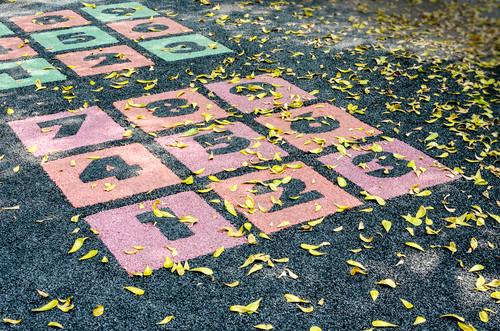 Magic Square Autumn Playground