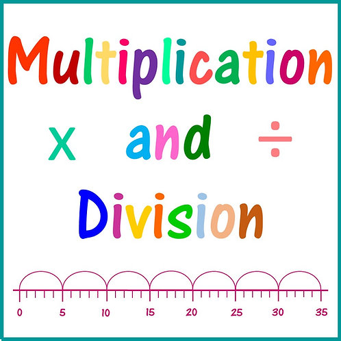 Multiplication and Division KS1