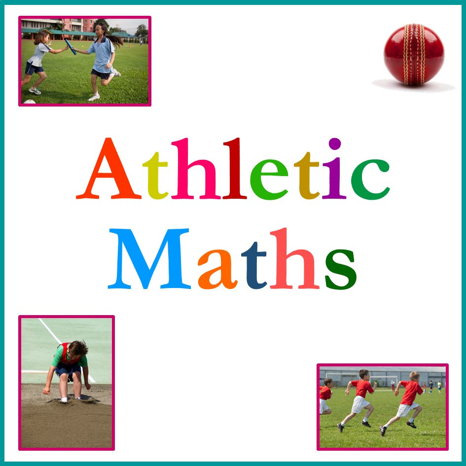 Athletic Maths Activity