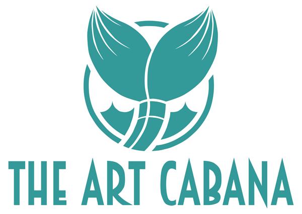 The Art Cabana Logo