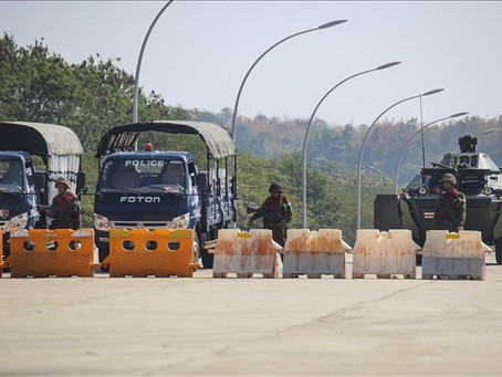 緬甸軍方政變奪權,國際社會怎麼看