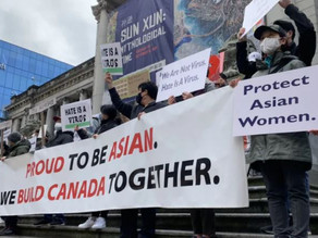 加拿大亞裔歧視事件劇增 平權人士呼籲正視現實與改變