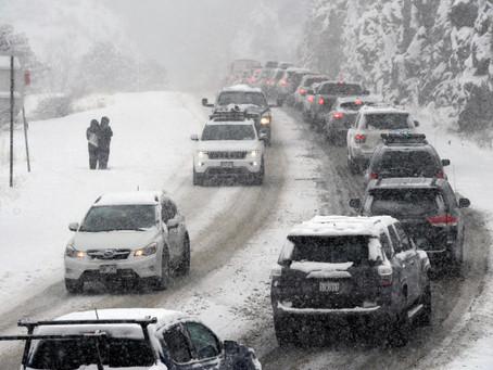 研究發現科羅拉多州是十個最差的駕駛州之一