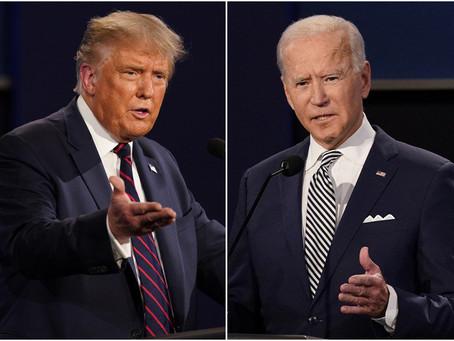 美國總統大選決戰6大搖擺州 川普民調緊咬拜登