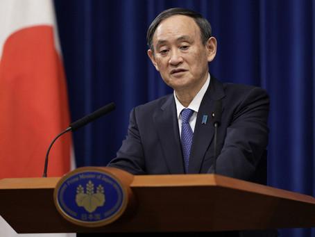 日本首都圈 8 日進入緊急事態 菅義偉籲業者民眾配合