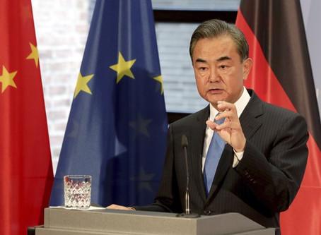 王毅:維護南海穩定 攜手化解挑戰