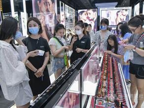 中國五一長假 旅客達2.67億人次免稅政策奏效 海南購物額大增215%