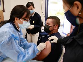 拜登總統的新目標:獨立日前為70%的成年人接種至少1針疫苗