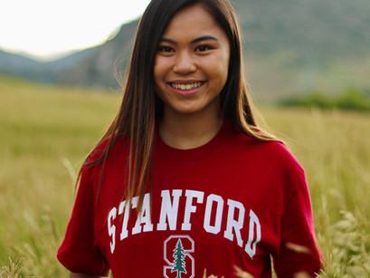 Melanie Zhou, the 2020 U.S. Presidential Scholar in Career and Technical Education Award recipient
