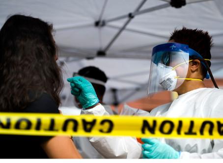 科羅拉多大學疫情爆發增加一倍以上學校加大了遏制病毒的力度