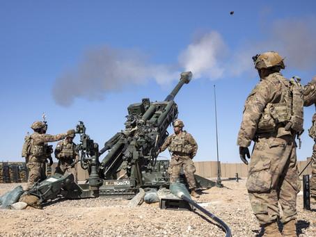 美國同意調離駐伊拉克所有戰鬥部隊 時間待確認
