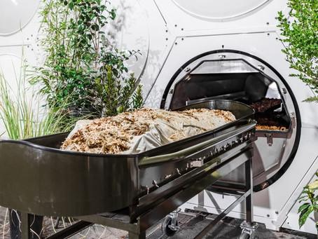 遺體處理新選擇 科羅拉多「堆肥葬」合法化