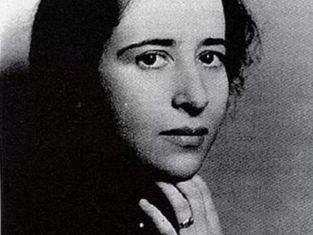 漢娜·阿倫特逝世 45 週年 愛與思的不朽傳奇