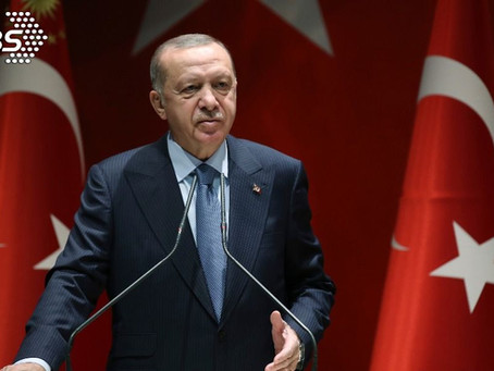 土耳其總統艾爾段揭示經濟計畫 喊話開創新紀元