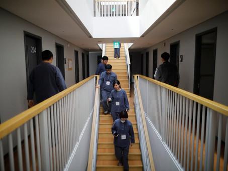 韓國監獄首例染疫病歿 專家批政府防疫疏漏
