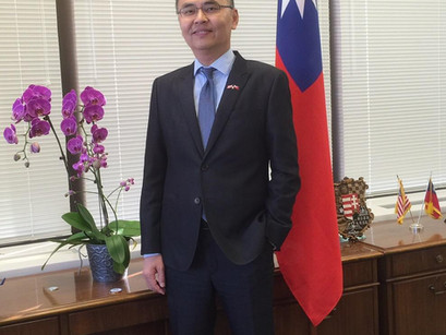 Taiwan preparing for trade negotiations by removing import barriers