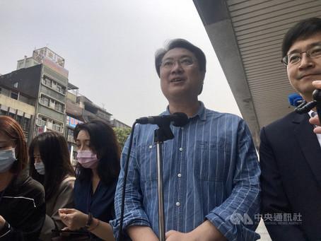 被問是否選台北市長 林右昌:不預設立場