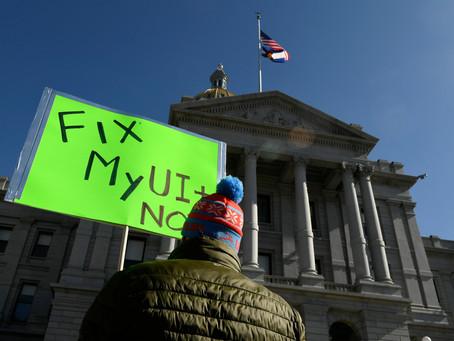 135,000 科州人最終採用聯邦失業計劃; 勞工部著重於修復更多系統錯誤