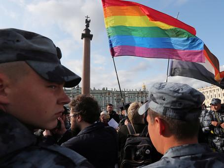 45 國齊發聲要俄羅斯釋放反對派領袖