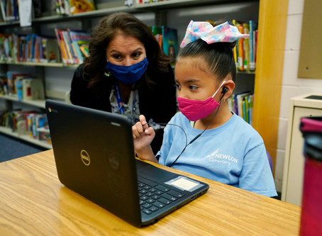 新冠病例在增加 丹佛市考慮重新開放中學和高中