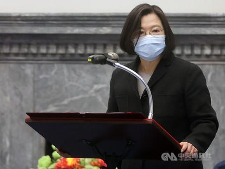 總統:無知歧視絕非疫情解藥團結防疫台灣才會贏