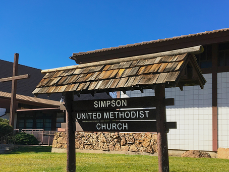 Simpson United Methodist Church Adapts to the Virtual World