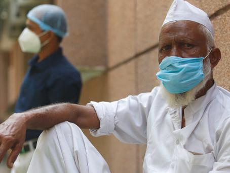 世界台商總會長捐18萬片口罩 幫助印度抗疫