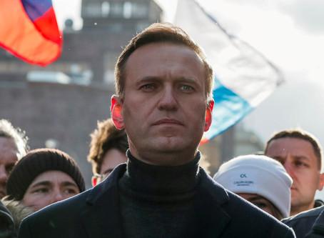 經一個多月治療 俄羅斯反對派領袖納瓦尼出院