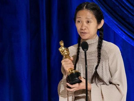 2021 奧斯卡金像獎: 「局外人」趙婷成為好萊塢歷史締造者