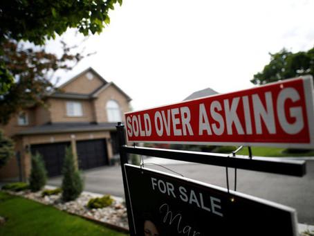 美國房市4月銷售下滑 歸咎房價走揚及供應吃緊