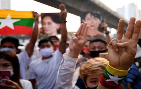 專家談緬甸政變:應聚焦自由民主族群衝突非關鍵