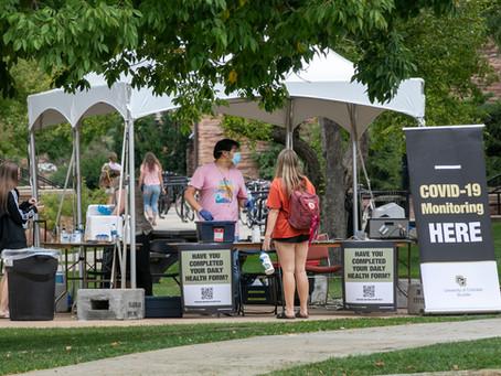 科羅拉多大學6個學生組織爆發COVID-19;CU-Boulder已增加至1500例
