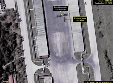 美智庫影像:北韓疑準備 10 月閱兵展示飛彈