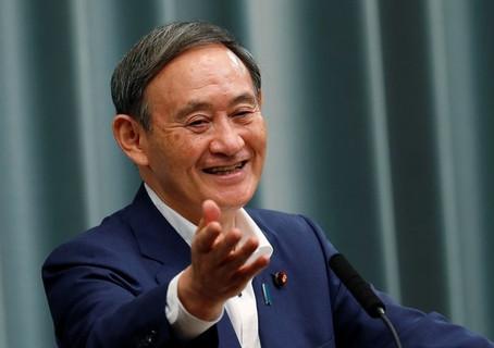 日本新首相菅義偉談施政重防疫兼拚經濟