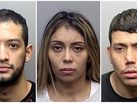 三名犯罪嫌疑人因搶劫科州和懷州的26個亞裔家庭被捕