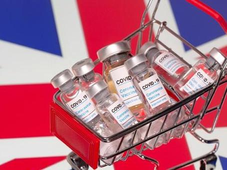 莫德納、輝瑞、牛津 西方3款研發最快COVID疫苗
