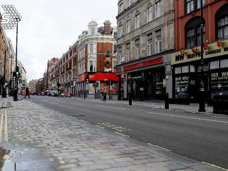 英國會表決通過封城令 病故數未來數週料攀升