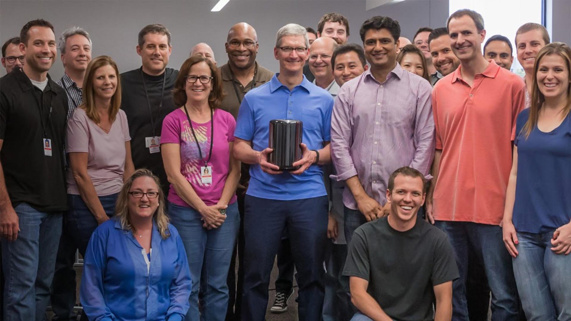 Apple: Diversity