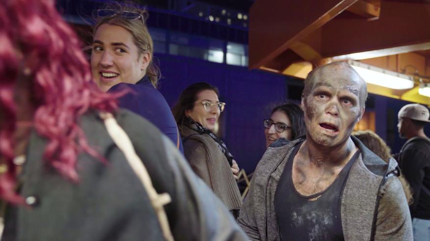 Budlight Zombie