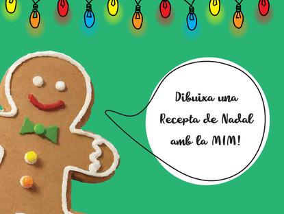 El Nadal ja s'acosta i torna el Concurs Infantil de Dibuix de MIM!