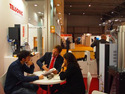 Telsonic agradece a MIM Plastic Solutions su colaboración en Equiplast