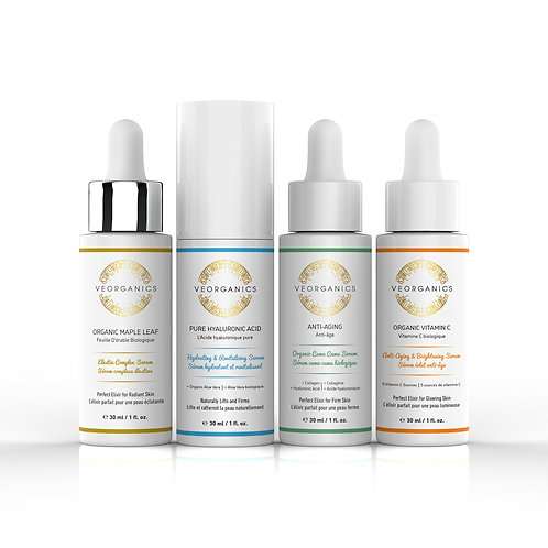 Serum Addiction Set of 4