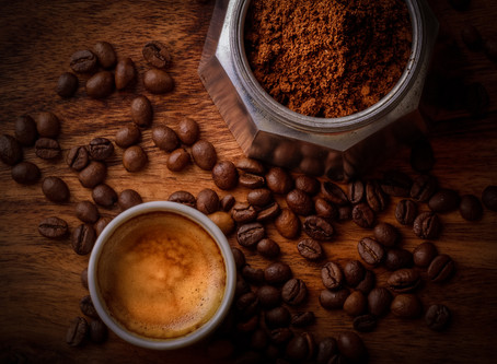 How about some coffee for your skin?