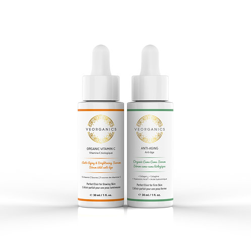 Vitamin C Antioxidant Power Duo